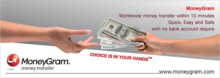 moneygram агент